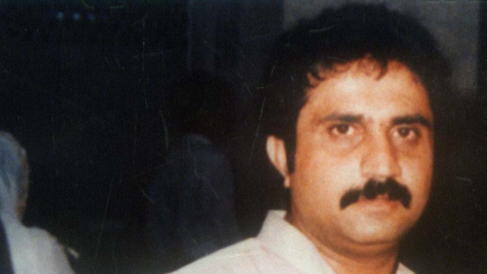 Iqbal Mirchi,  a close aide of Dawood Ibrahim.