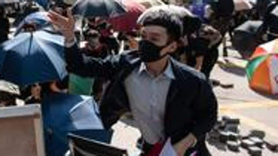 Hong Kong local court nullified a ban that banned protesters from wearing face masks.