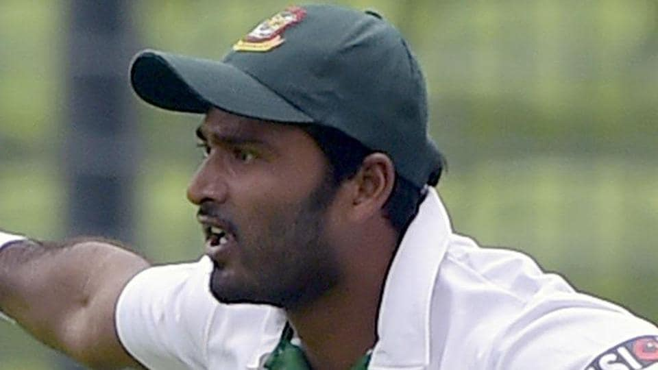 Bangladesh bans fast bowler Shahadat Hossain for five years for assault
