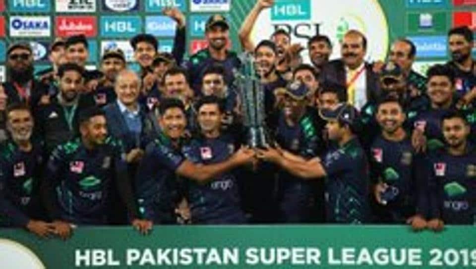 Quetta Gladiators won Pakistan SuperLeague this year.