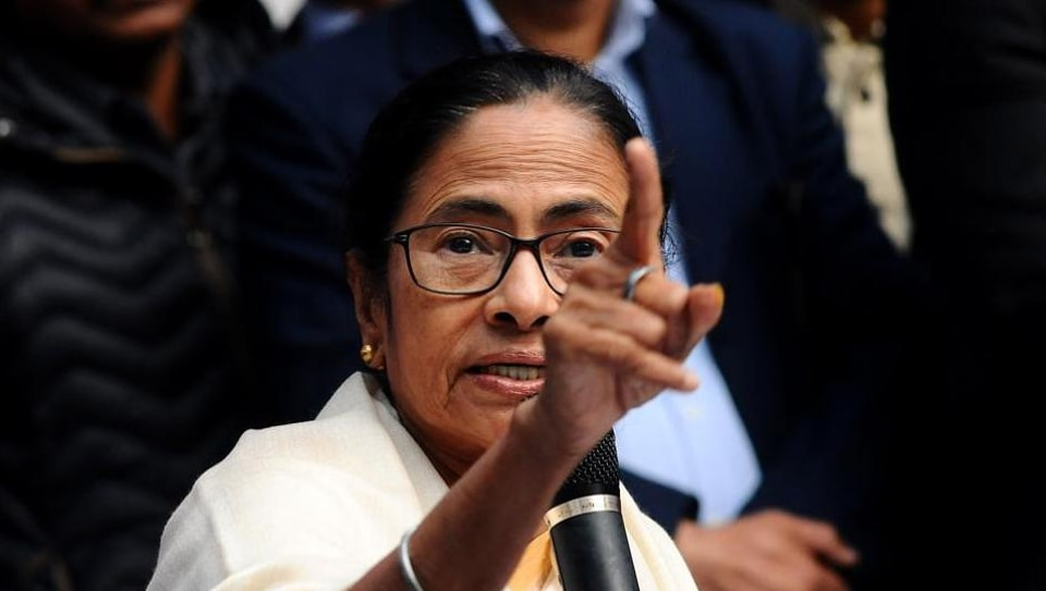 West Bengal chief minister Mamata Banerjee said she will never allow division on the basis of religion in her state.