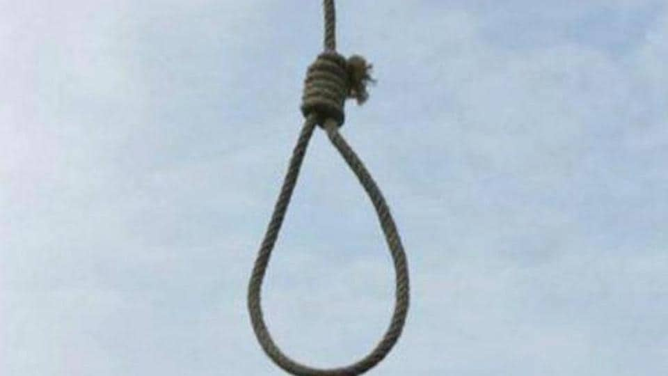 Shinde's decomposed body was spotted hanging from a tree in Navegaon forest area, 70 kms from Akola city, by some forest guards on Tuesday afternoon