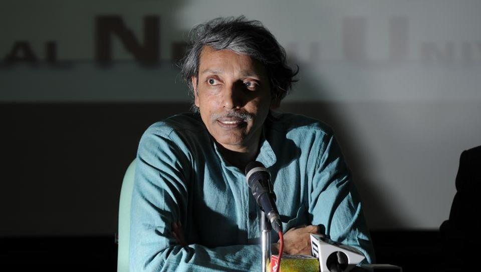 JNU vice-chancellor M. Jagadesh Kumar