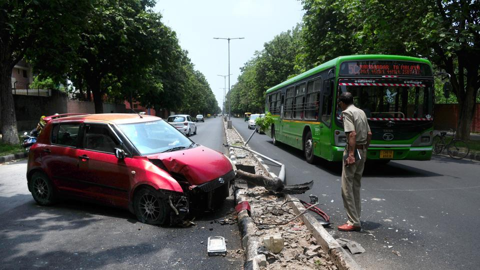 As per the report released by the ministry of road transport and highways for 50 million-plus (having population over 10 lakh) cities, total number of accidents that took place in Chandigarh in 2018 was 316. The report places Chennai on the top spot with 7,580 accidents last year.