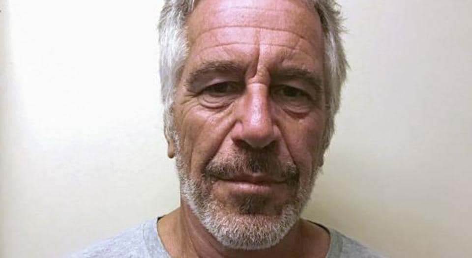 US financier Jeffrey Epstein appears in a photograph taken for the New York State Division of Criminal Justice Services' sex offender registry.  Jeffrey Epstein's death was a major embarrassment for the US Bureau of Prisons.