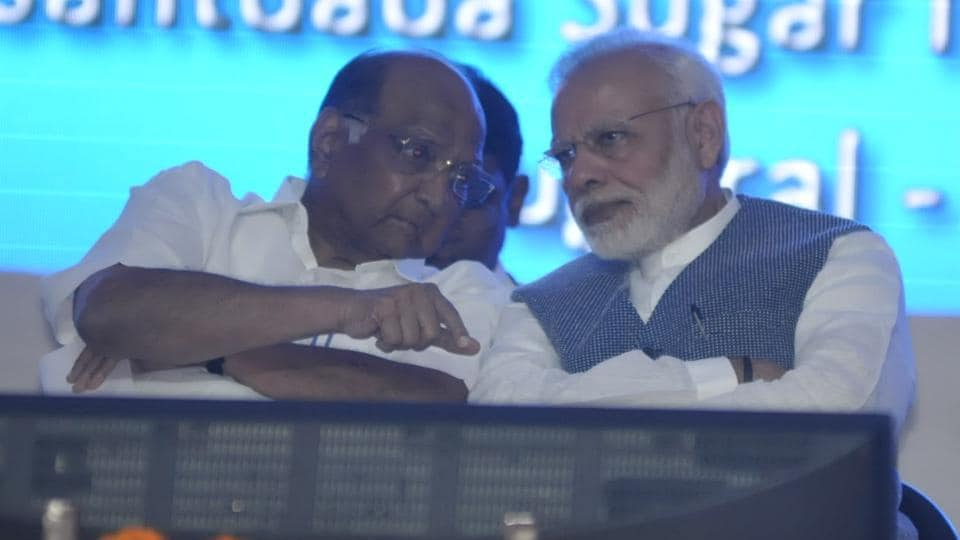 Sharad Pawar on Wednesday said he had sought Prime Minister Narendra Modi intervention to help the state's distressed farmers at their meeting.
