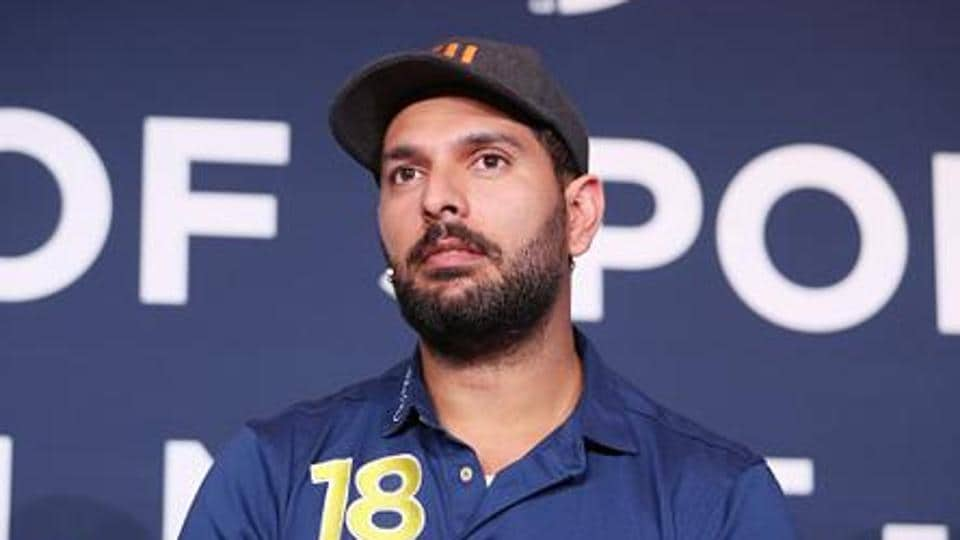 File image of India cricketer Yuvraj Singh.