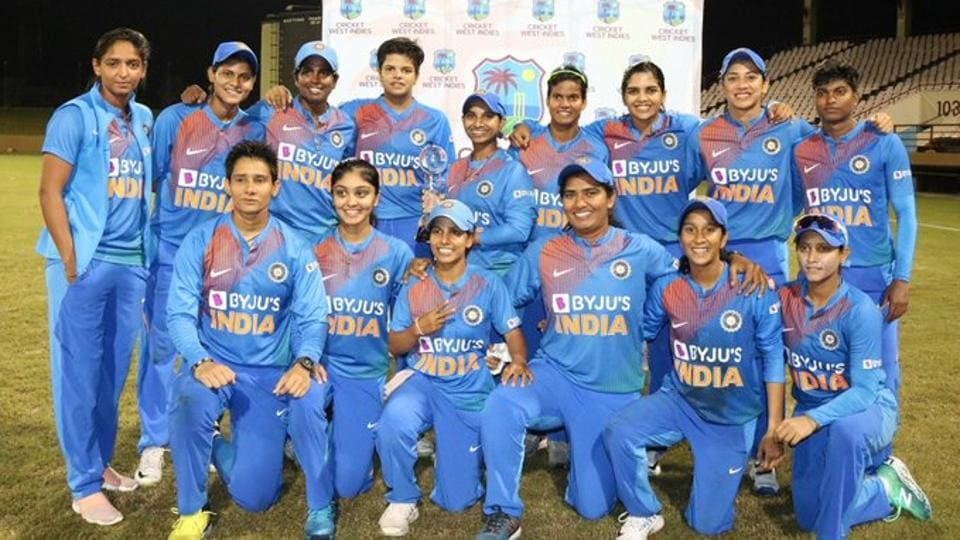 Off-spinner Anuja Patil was the pick of the Indian bowlers as she picked two wickets by conceding just three runs in her three overs