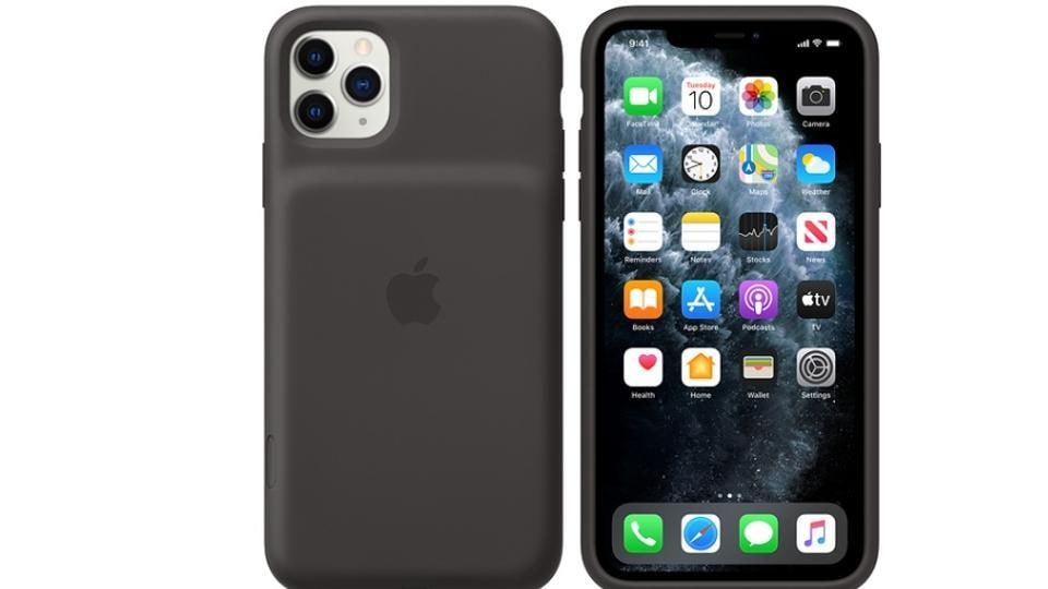 Apple smart battery case for iPhone series launched