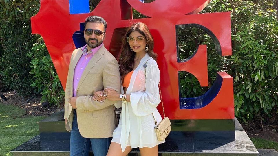 Shilpa Shetty and husband Raj Kundra also have a son, Viaan.