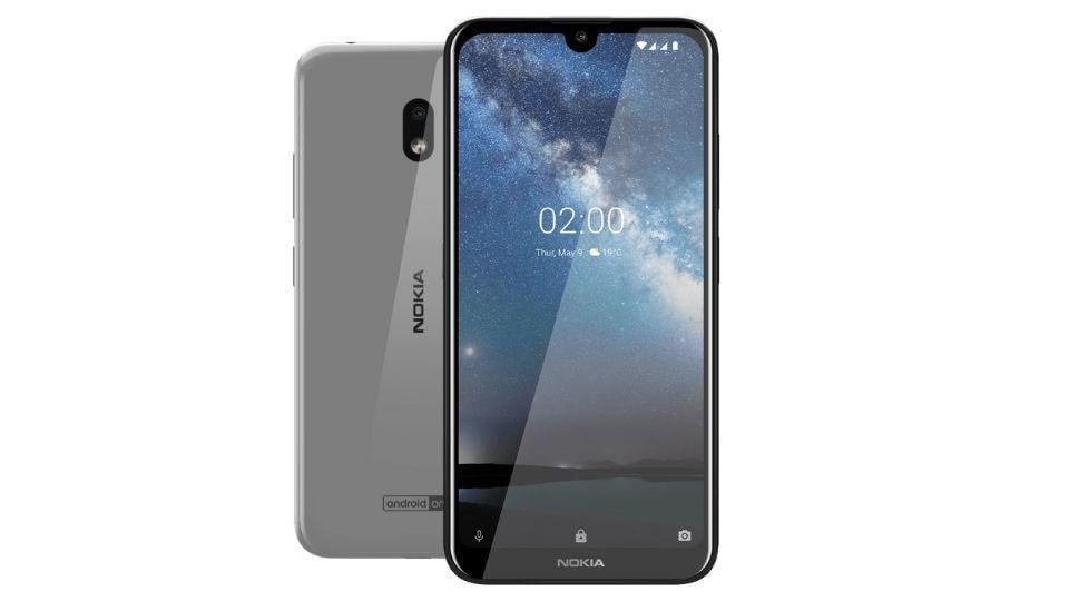 Nokia 2.2 gets price cut.