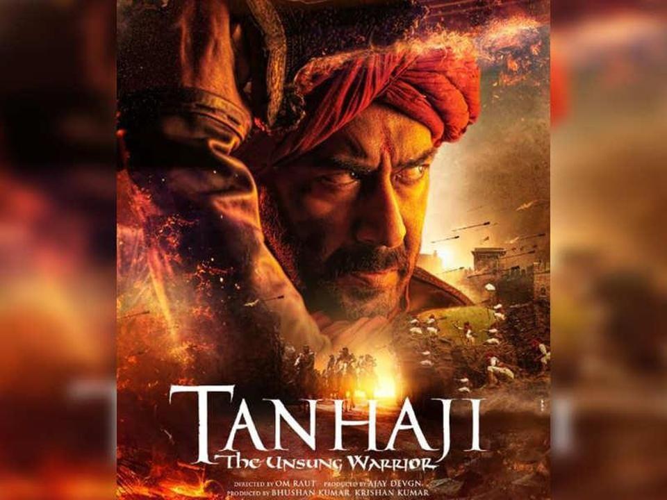 Ajay Devgn plays the titular role of Tanaaji Malasure in the film.