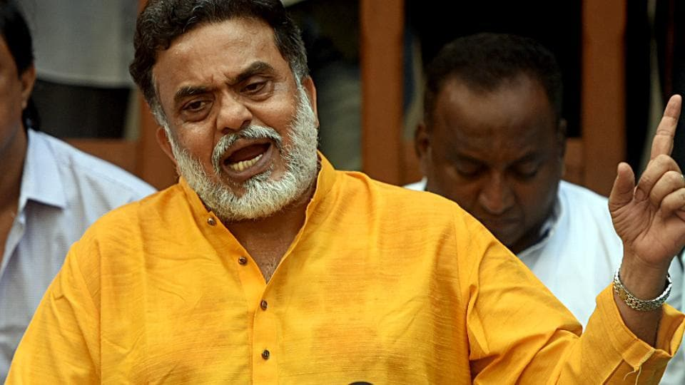 Last week, Sanjay Nirupam had said that there will be political instability in Maharashtra irrespective of who forms the government in the state.