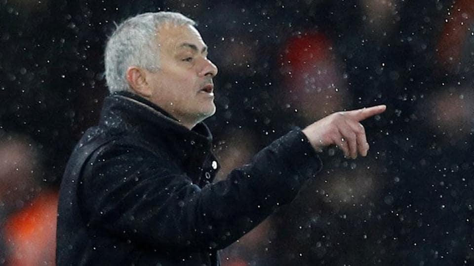 File photo of Jose Mourinho.