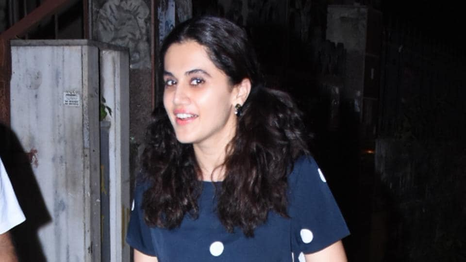 Taapsee Pannu named Jacqueline Fernandez and Vicky Kaushal as her worst co-stars during her appearance on No Filter Neha.