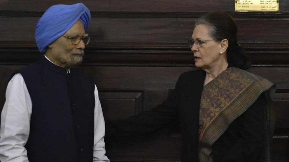 The government downgraded from SPG to Z-plus the security cover of United Progressive Alliance chairperson Sonia Gandhi, her son Rahul Gandhi, daughter Priyanka Gandhi Vadra and former Prime Minister Manmohan Singh.