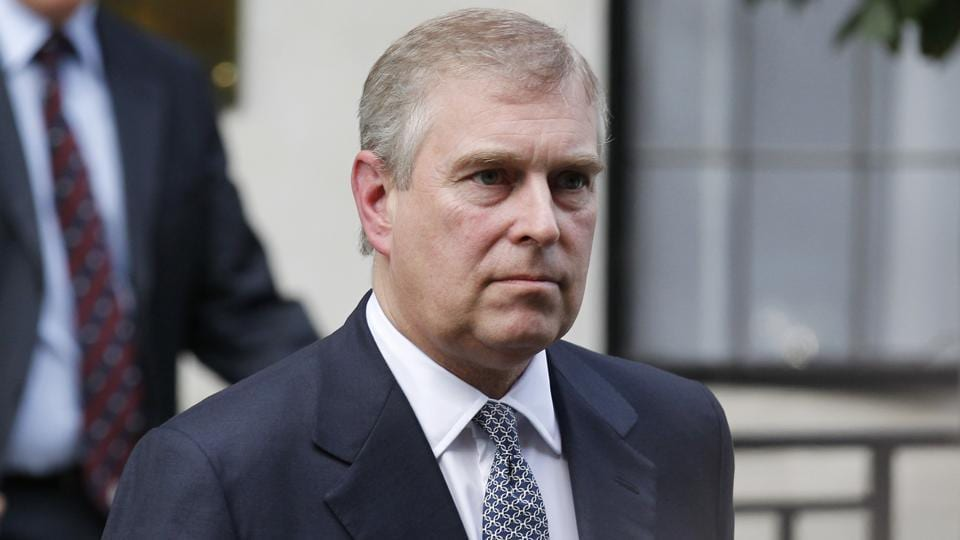 """Andrew, 59, said in an emailed statement he now recognised that his links to Epstein had become a """"major disruption"""" to the royal family and the charities and organisations associated with it."""