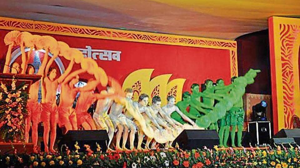File photo of Rajgir Festival.