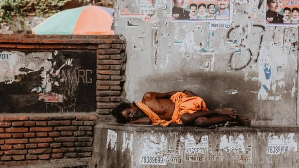 Economically disadvantaged people sleep less for a variety of reasons.  They may do several jobs, work in shifts, live in noisy environments, and have greater levels of emotional and financial stress.