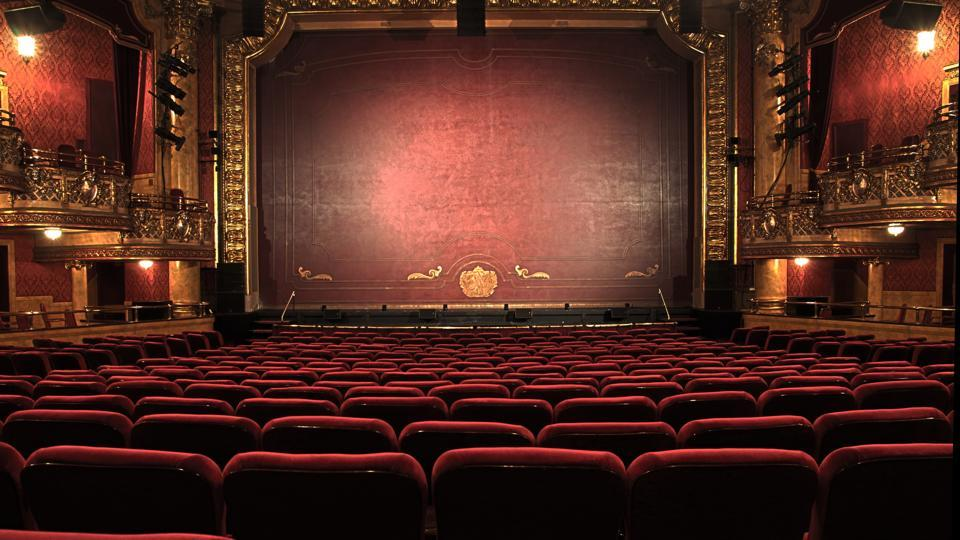 A tour inside a Broadway theatre is the place to geek out.