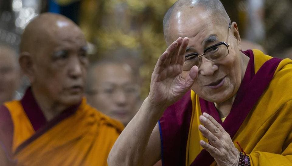 Rejecting Chinese claim on deciding the Dalai Lama's successor, the United States on Thursday said that this was an issue that should be taken up in international bodies, including the United Nations.