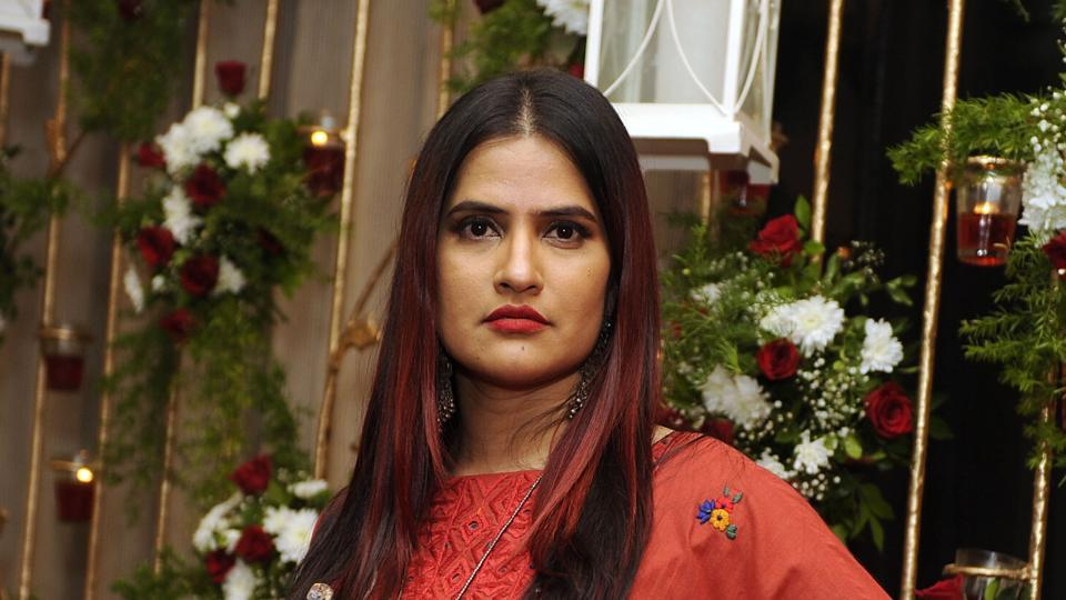 Singer Sona Mohapatra has been vocal about the #MeToo movement.