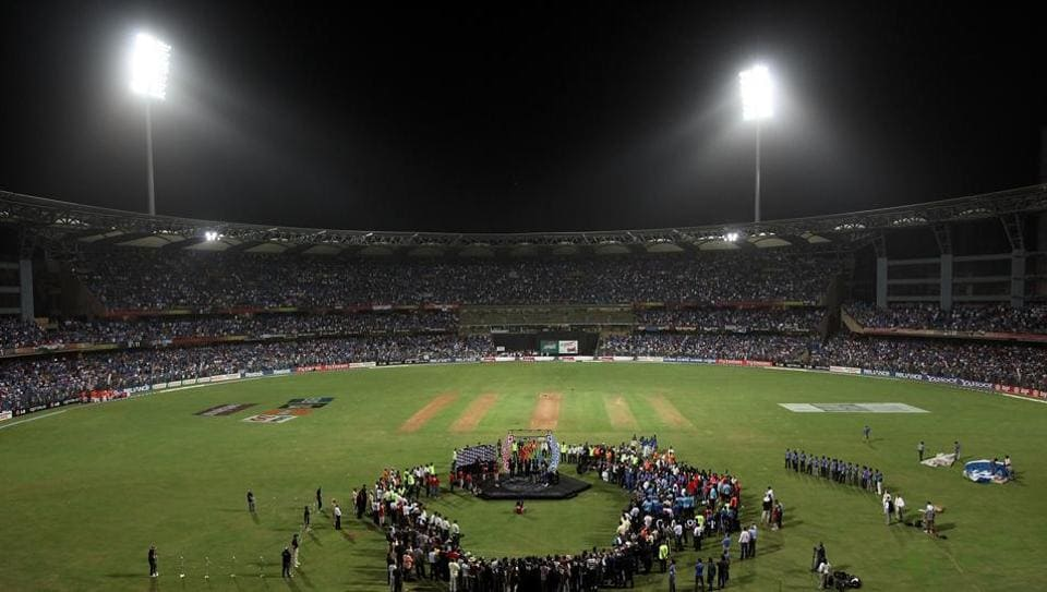 Representative image - General view of the Wankhede Stadium.