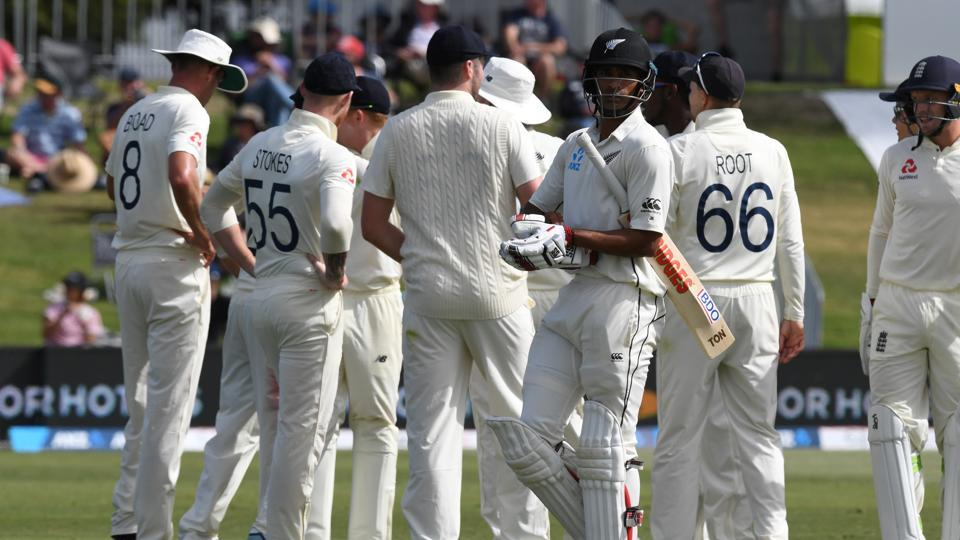 New Zealand vs England 1st Test Day 2 highlights.