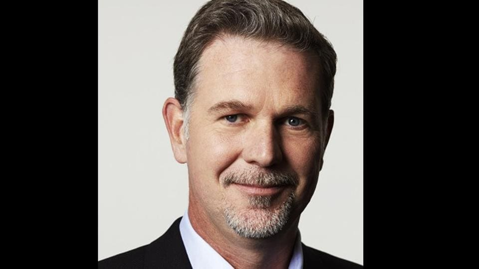 Reed Hastings is the co-founder and Chief Executive Officer of entertainment giant, Netflix.