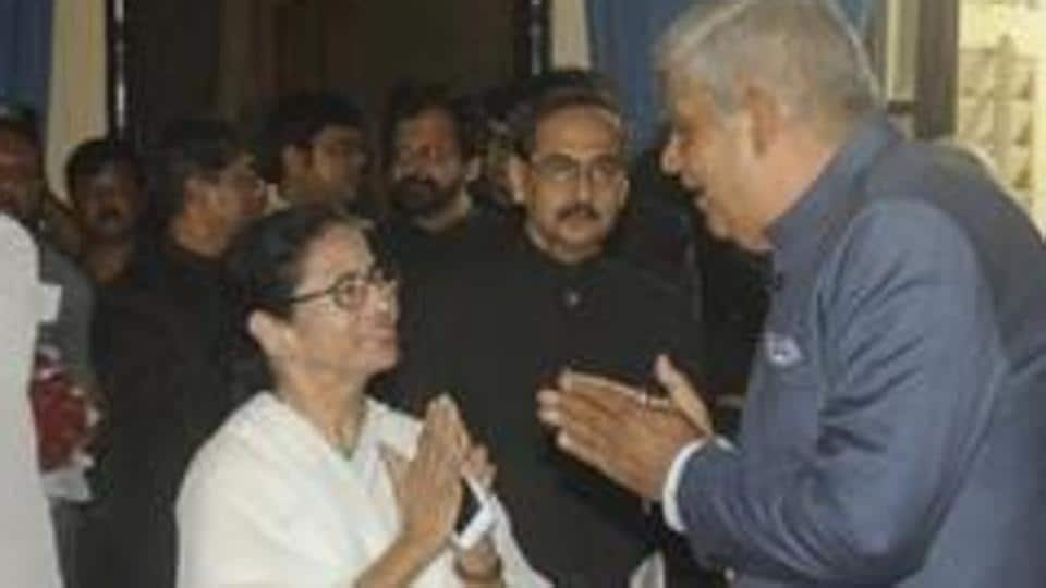 Mamata Banerjee government and Bengal Governor Dhankhar had seen acrimonious exchanges recently.