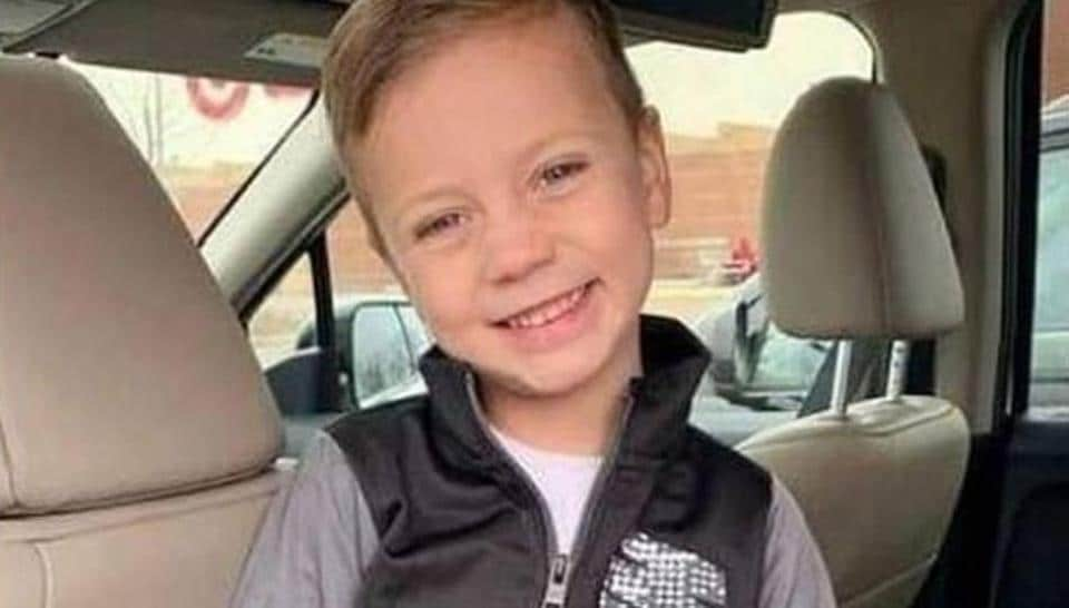5-year-old boy thrown off mall balcony, joins back school