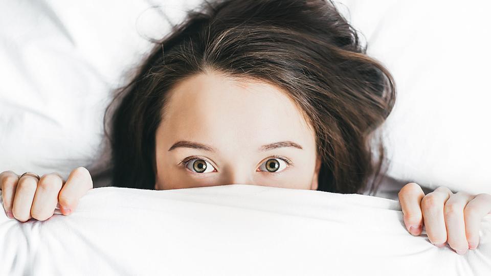 Healthy sleep is linked to earthquake-like brain-wave.
