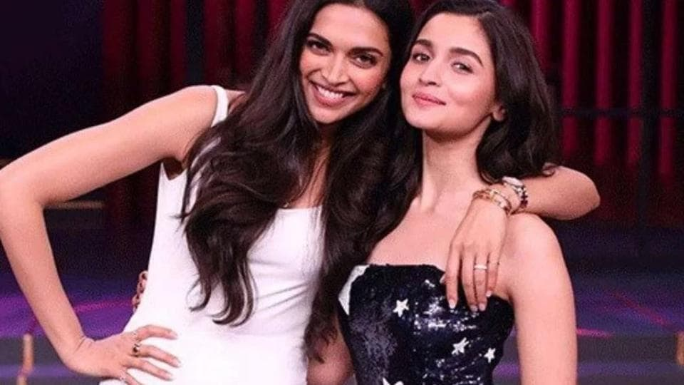 Alia Bhatt and Deepika Padukone can't help but reveal crucial private information about each other.
