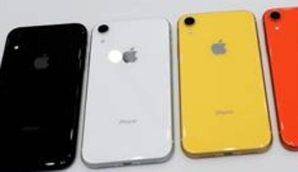 Apple begins exports from India as Foxconn starts making iPhone XR