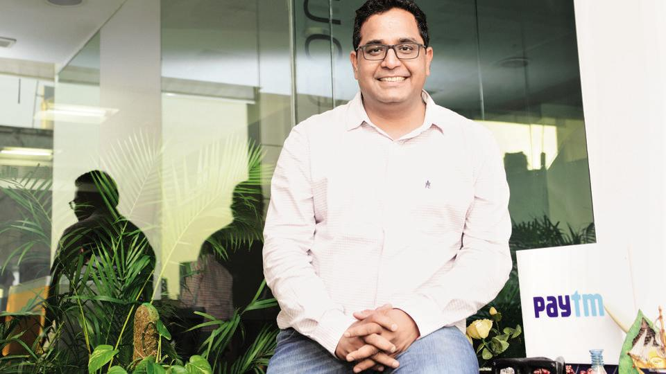 Paytm raises $1 billion from T Rowe, Ant Financials, SoftBank, others