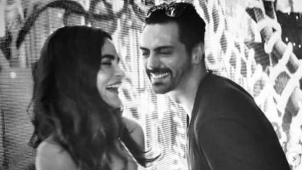 Arjun Rampal turns 47 today and his girlfriend Gabriella Demetriades wished him on his birthday with an Instagram post.