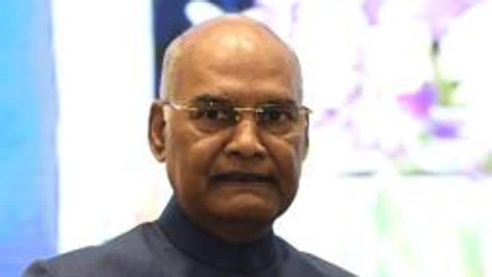 President Ram Nath Kovind remembered the victims of the 26/11 Mumbai terror attacks.