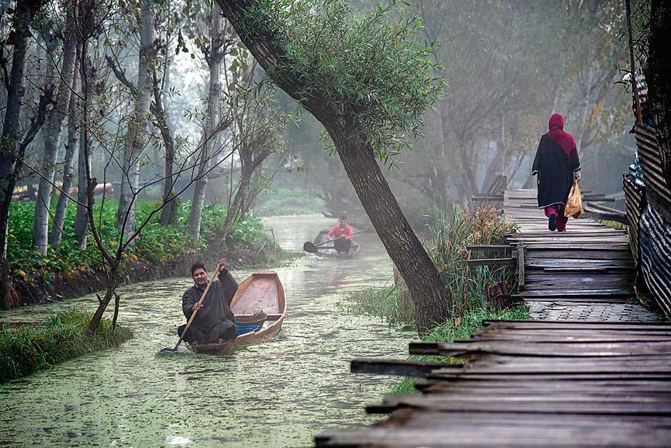 Kashmir:Hauntingly beautiful.