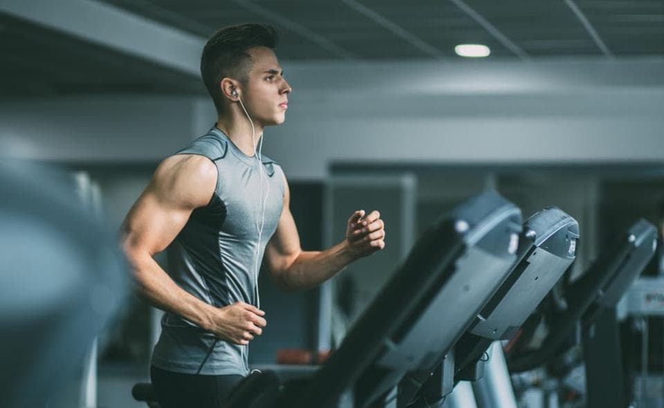 People assume being lean equals being fit but that may not be true for everyone