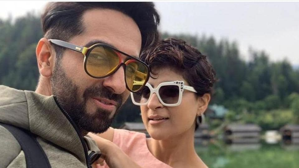 Tahira's husband, actor Ayushmann Khurrana, has been supportive in her journey. He also kept the karva chauth fast on behalf of Tahira two years in a row because she is on medication.