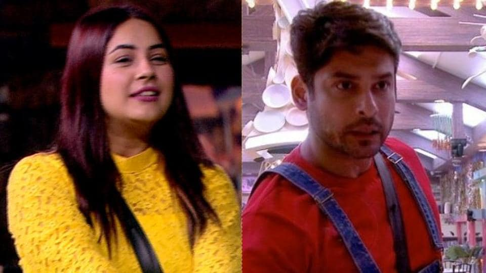 Bigg Boss 13 Shehnaaz Gill Confesses Her Love For Sidharth