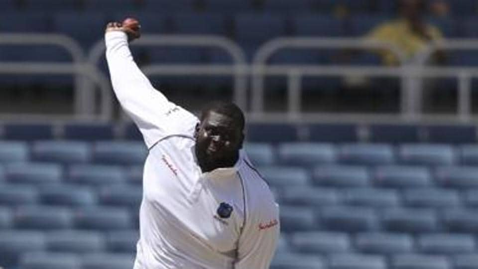 Cornwall's 7-75 gives Windies slight edge after day one vs Afghanistan