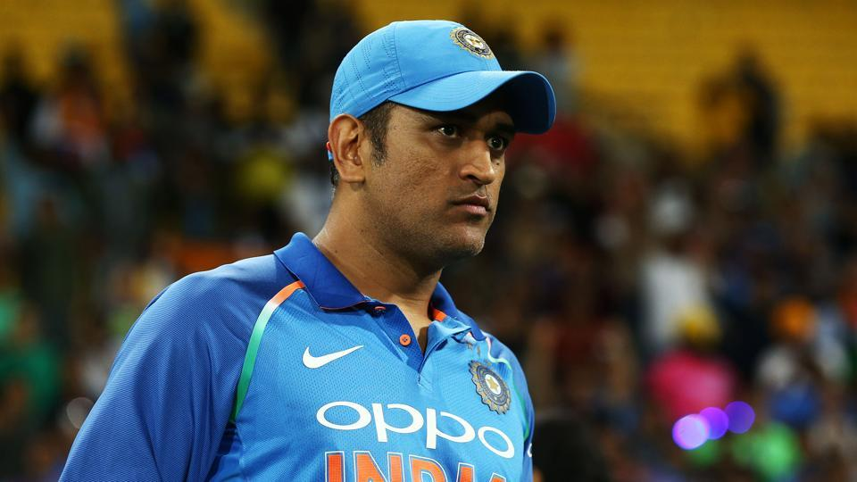 India cricketer MS Dhoni