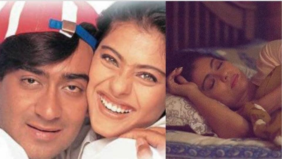 Ishq starred Kajol, Ajay Devgn, Aamir Khan and Juhi Chawla in lead roles.
