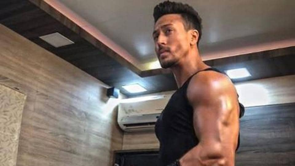 Tiger Shroff is riding high on the success of his last release, War.