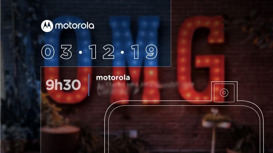 moto one hyper, Motorola one hyper