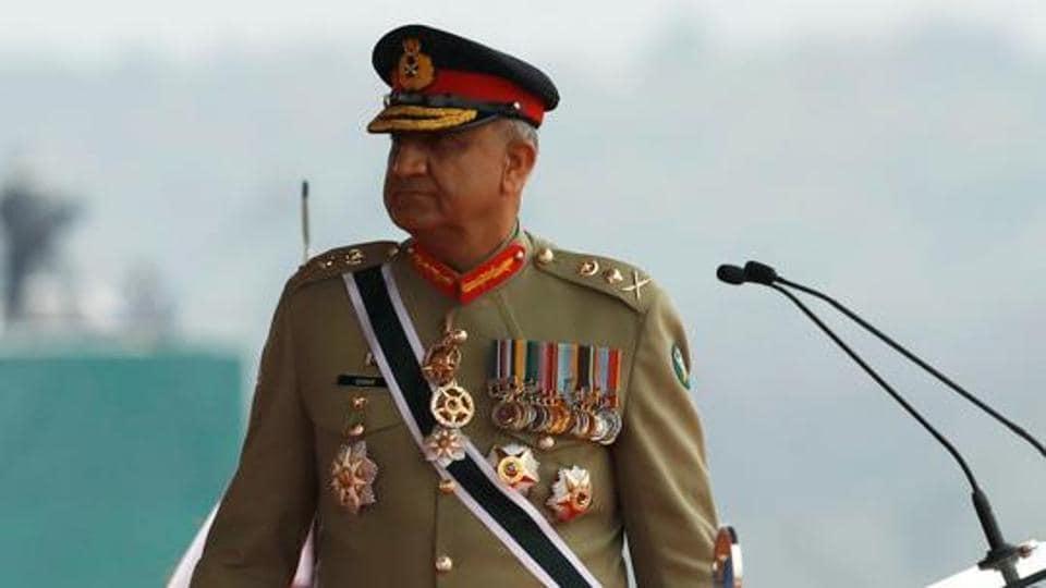 Pakistan's Army Chief of Staff General Qamar Javed Bajwa.