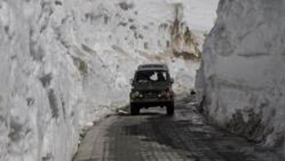 """Centre on Wednesday notified new vehicle registration tag """"LA"""" for the newly formed Union Territory of Ladakh."""