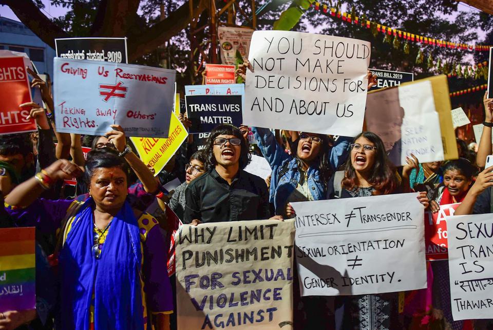 LGBT+ India/Transgender Bill 2019