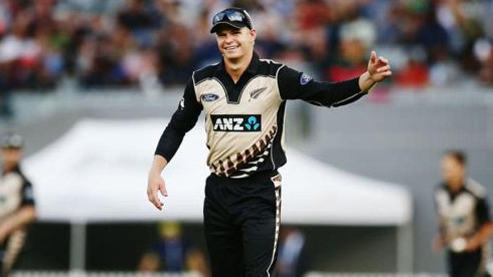 Afile photo of New Zealand's Glenn Phillips.